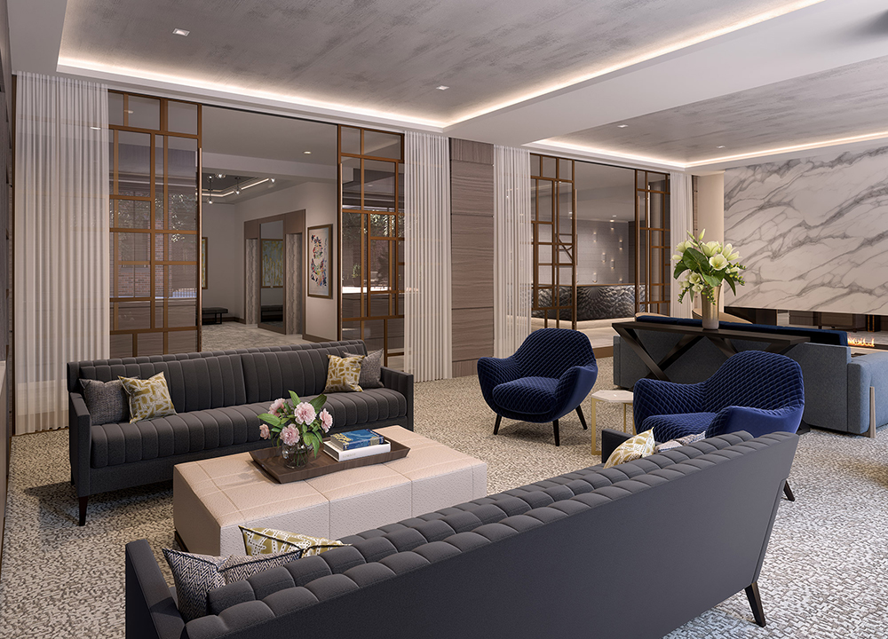 The Archer Residences' Amenities