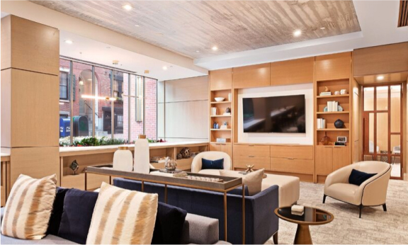 Striking Interiors and Thoughtful Amenities Await at The Archer Residences in Historic Beacon Hill